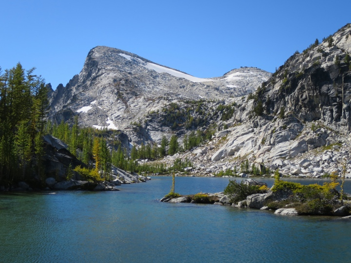 Little Annapurna, Enchantment Lakes, September  2014